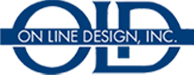 On Line Design, Inc. - Footer Logo