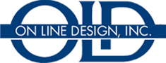 On Line Design, Inc. - Website Logo
